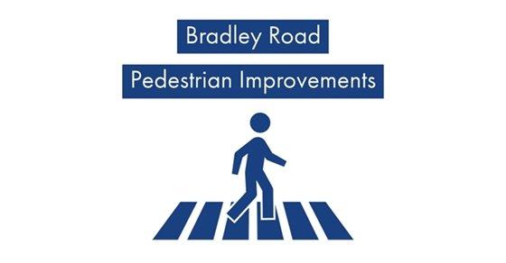 Bradley Road Pedestrian Improvements