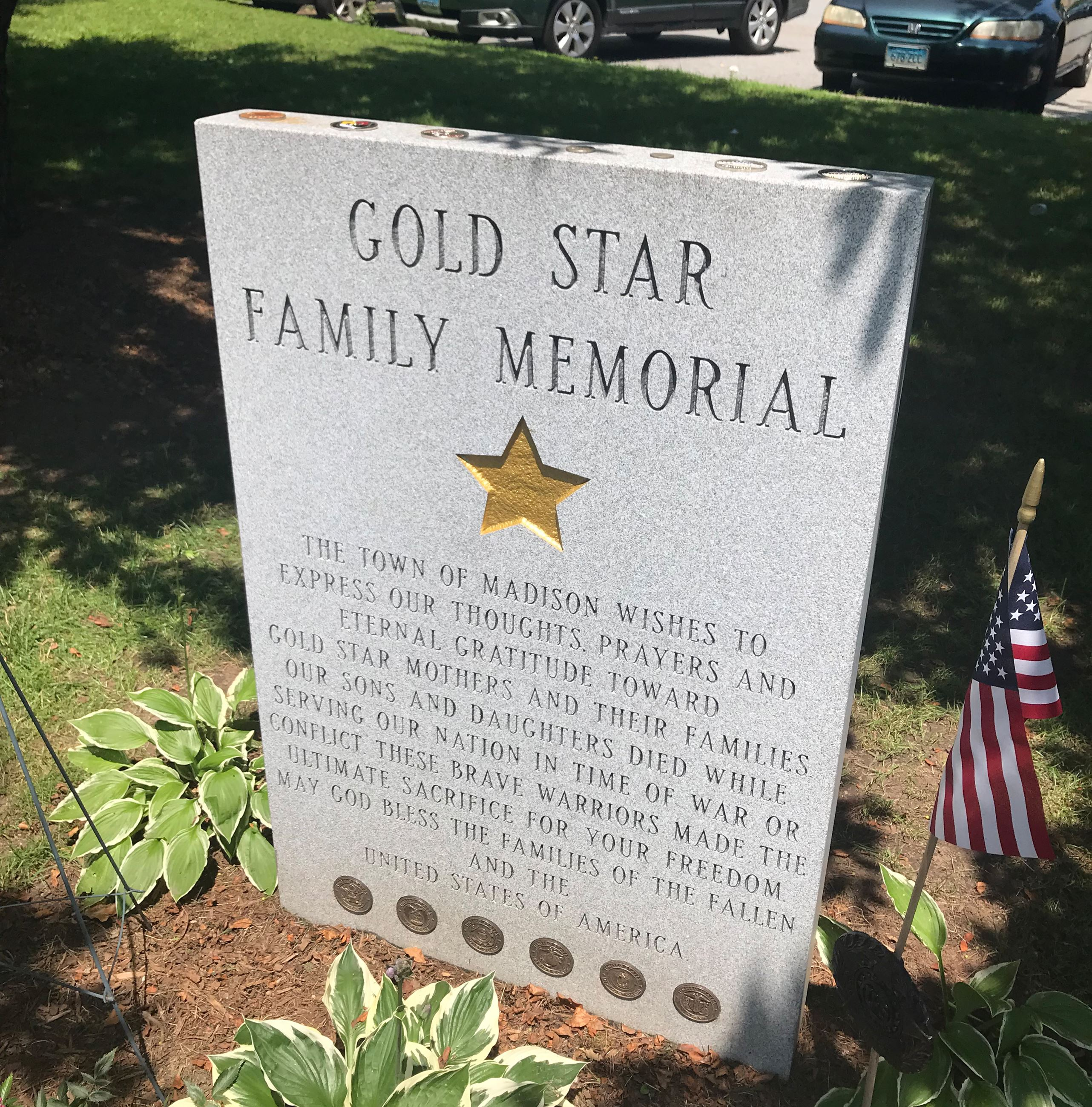 Gold Star Family Memorial