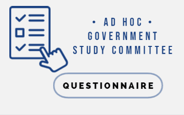 Ad hoc government study questionnnaire
