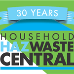 30 years Household Hazwaste Central