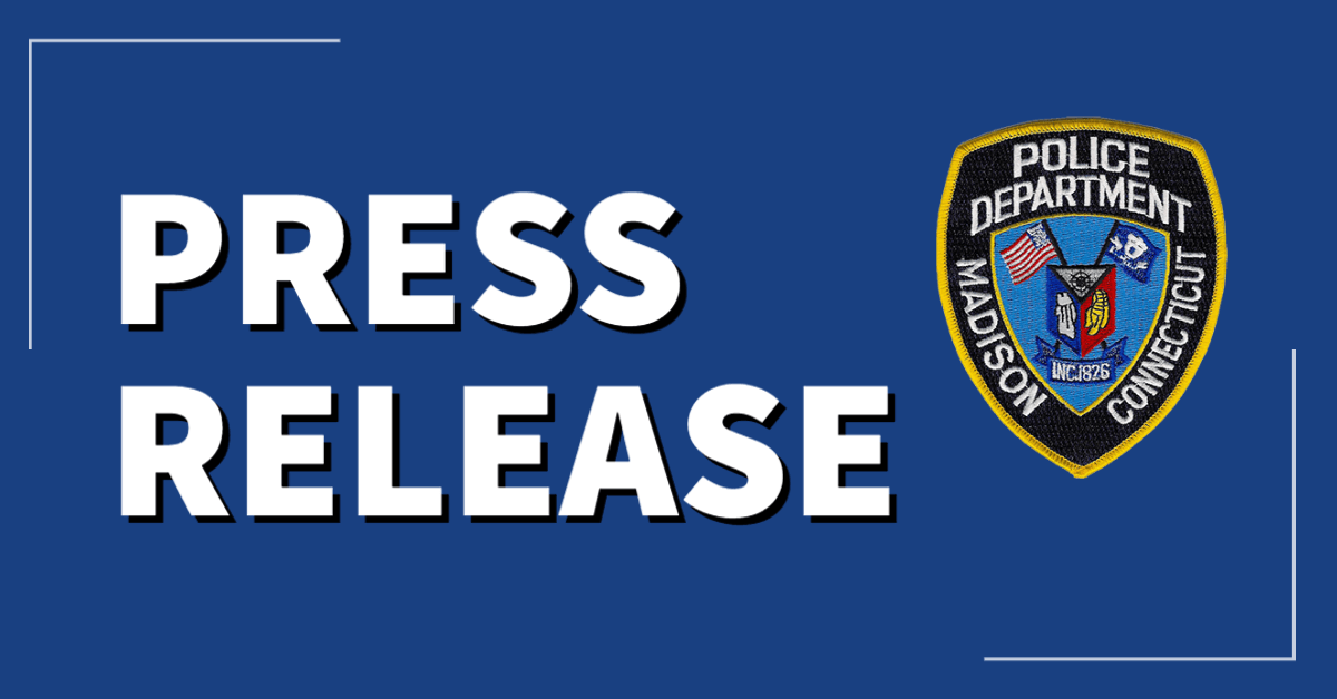 Press Release Madison Police Department