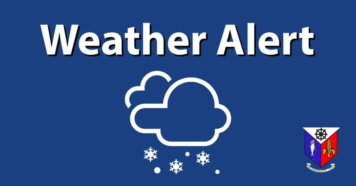weather alert snow