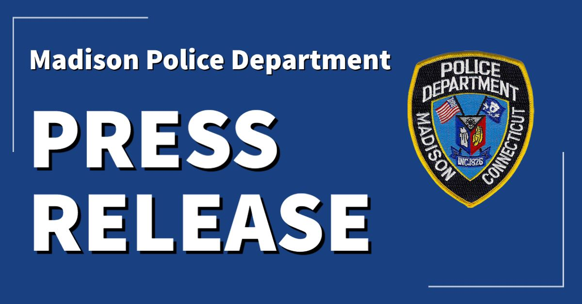 Madison Police - Press Release