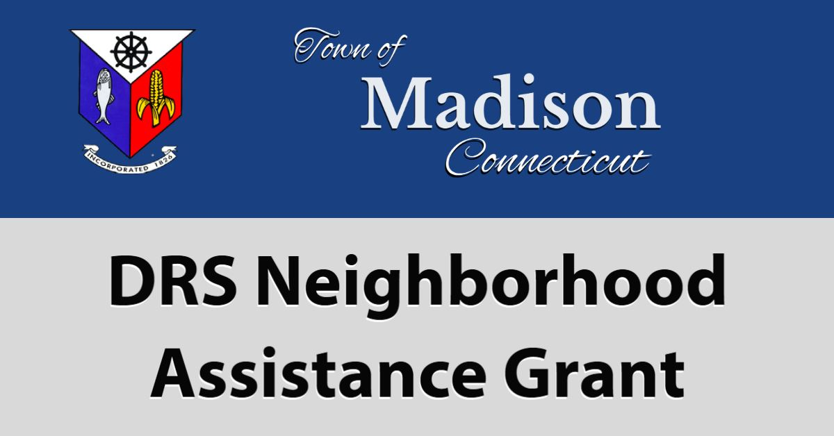 DRS Neighborhood Assistance Grant