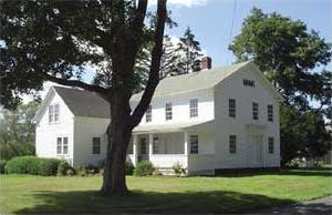 Bauer Park Farmhouse